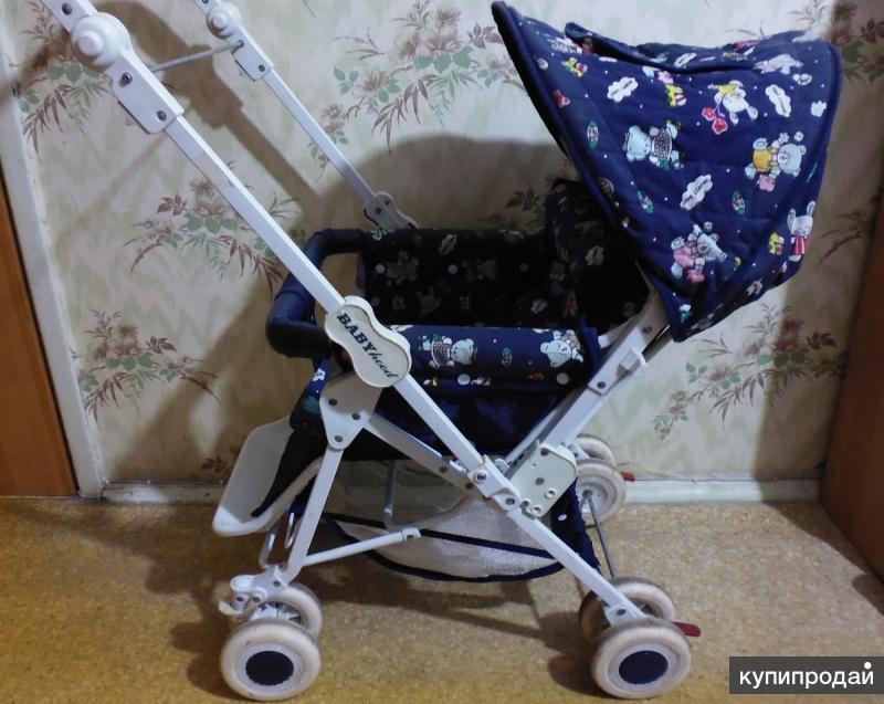 Продам складную детскую коляску