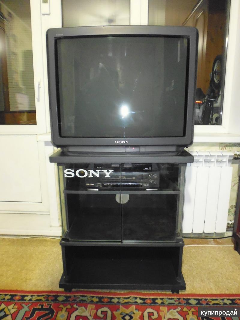 Продам цветной телевизор Sony KV-29X1R