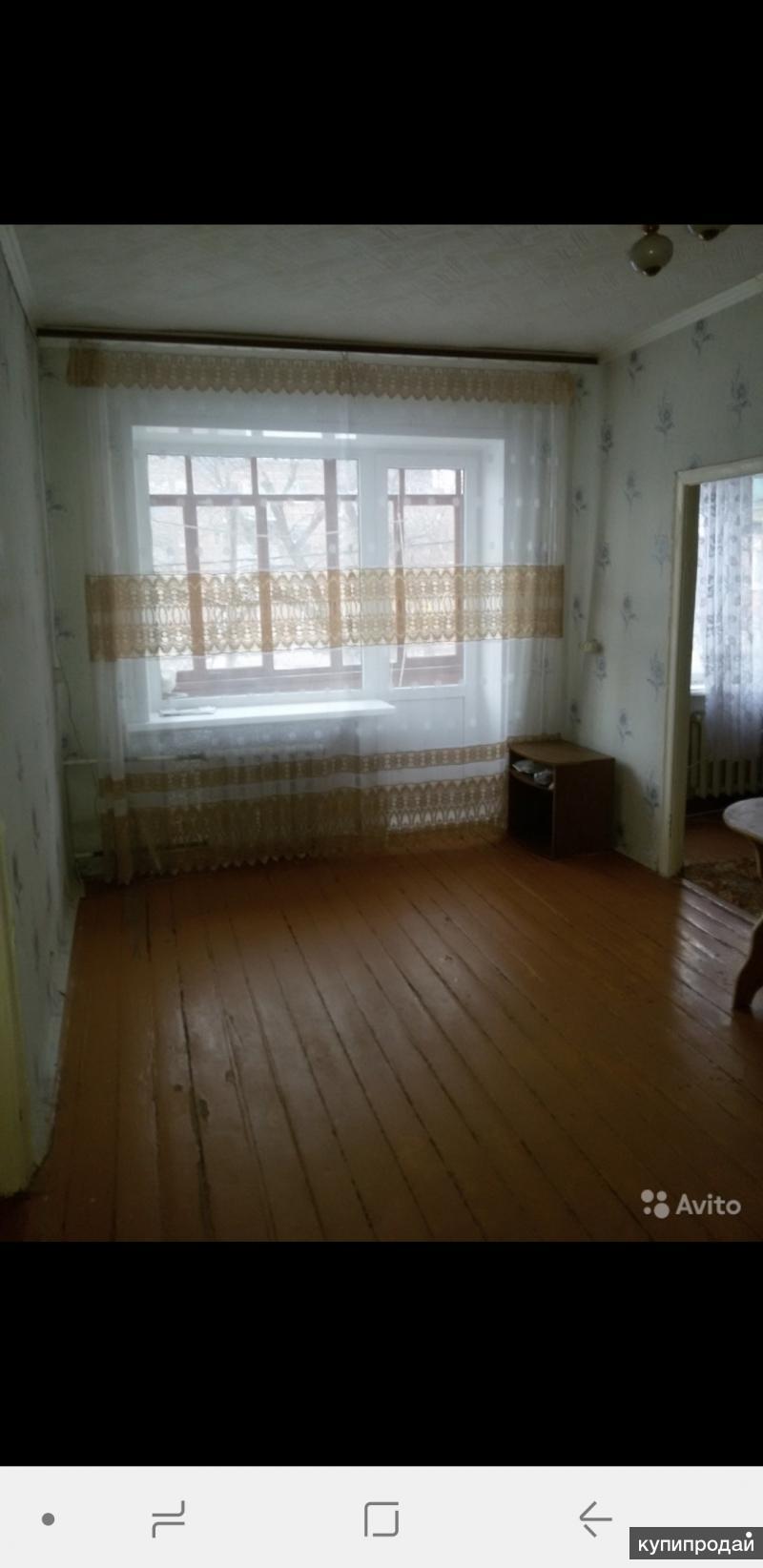2-к квартира, 44 м2, 2/4 эт.