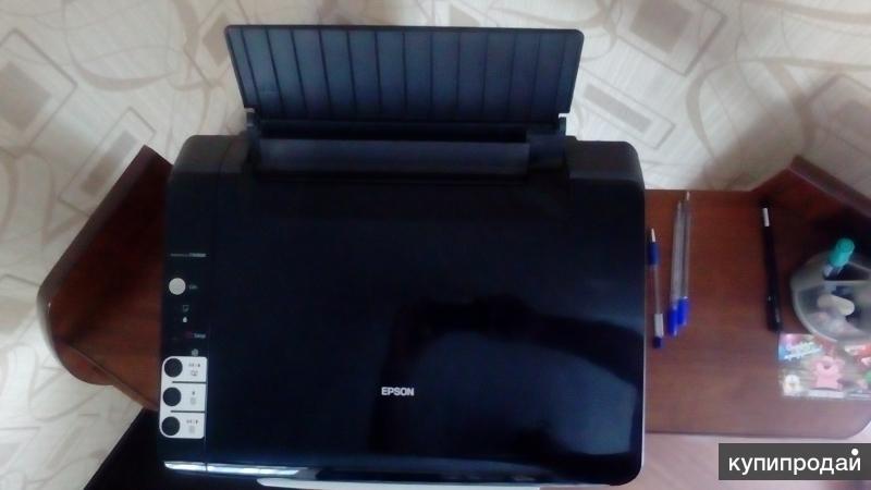 Продам принтер-сканер epson