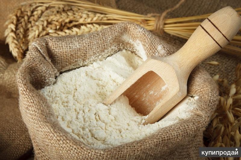 Продаем муку пшеничную
