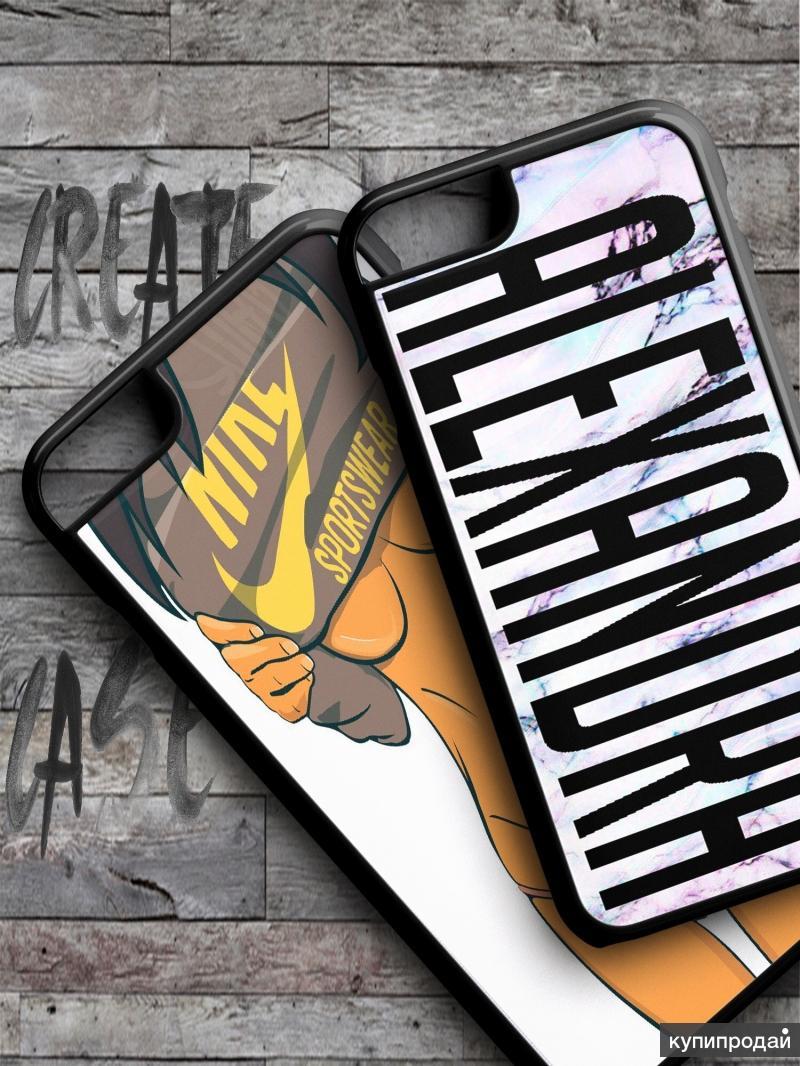 Чехлы для iPhone с вашим фото