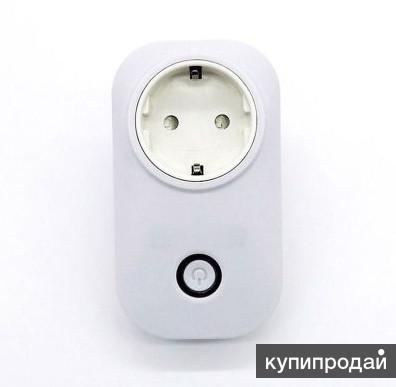 """Умная розетка WF-20 для системы """"Умный Дом"""""""