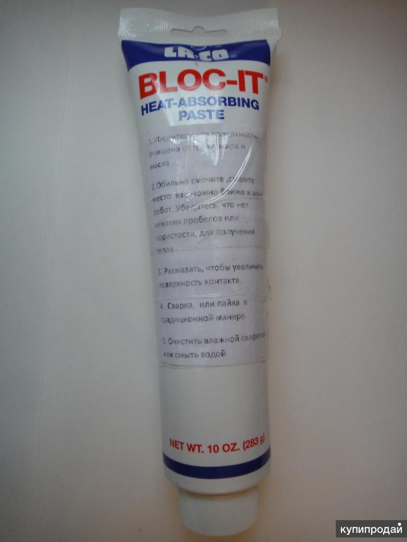 Теплоабсорбирующая паста LA-CO BLOC-IT L-11511, упаковка 280 г.