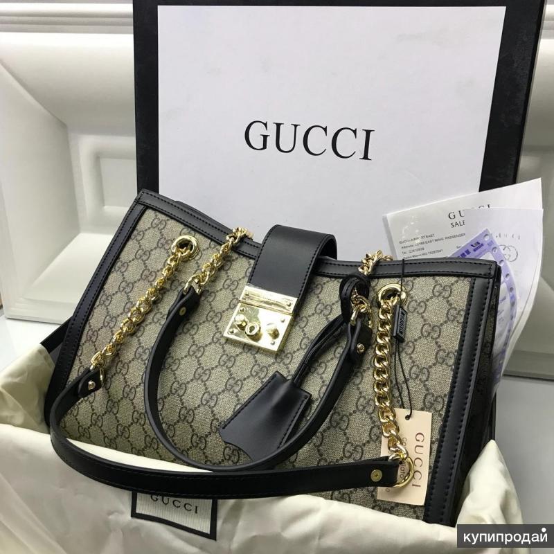 Сумочка Gucci (кожа)