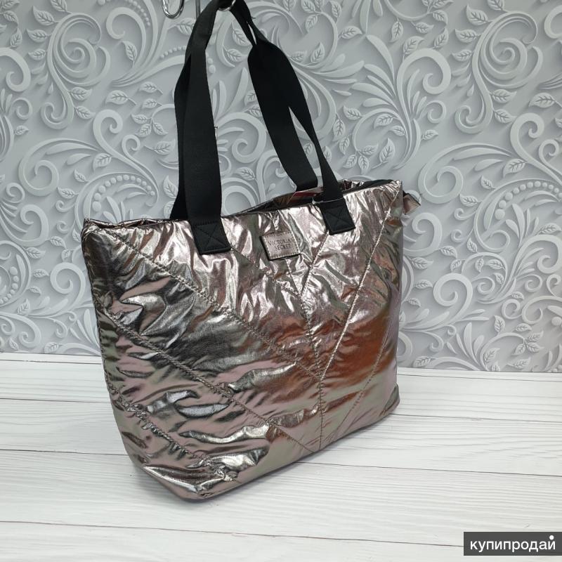 Болоньевые сумки Victoria's Secret