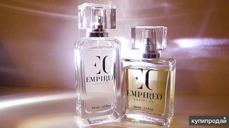 Стойкая парфюмерия из Чехии