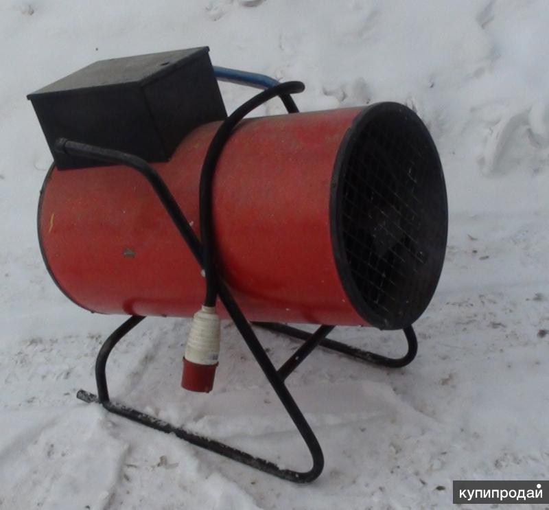 Тепловая пушка СФО 40 УФЛ4 40 кВт 380 V