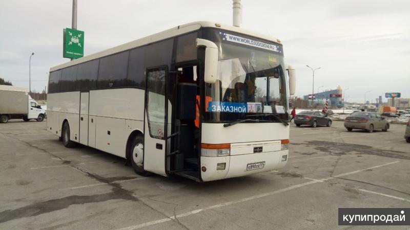 Продам туристические автобусы VanHool и Volvo