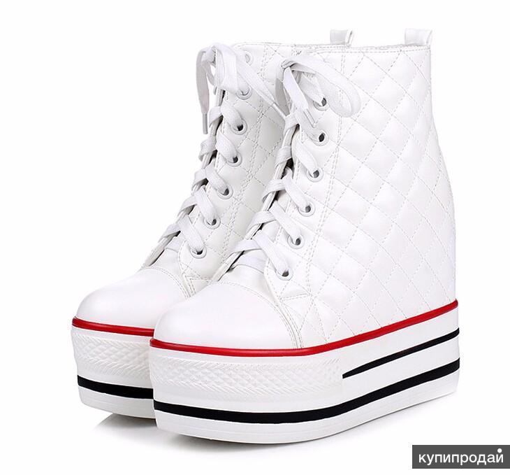 Ботинки модницам
