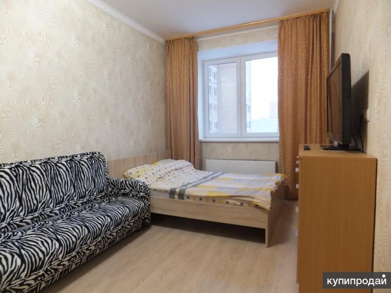 Посуточно и по часам квартира в Щелково.