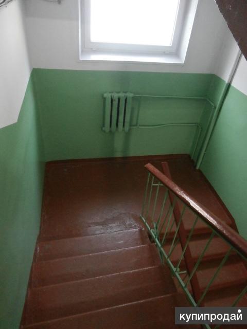 .Продается двухкомнатная квартира на Рябиковской 6