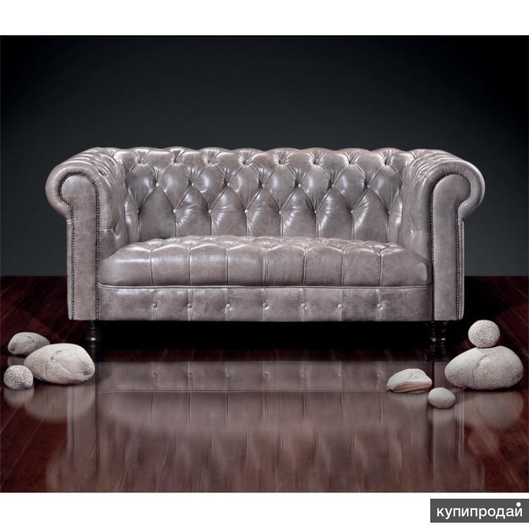 """Кожаный диван """"Боттичели"""""""