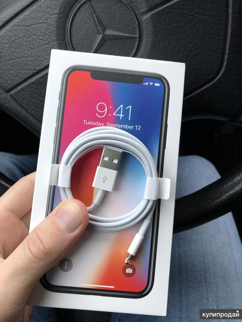 Кабель Lightning для зарядки iPhone/iPad/iPod