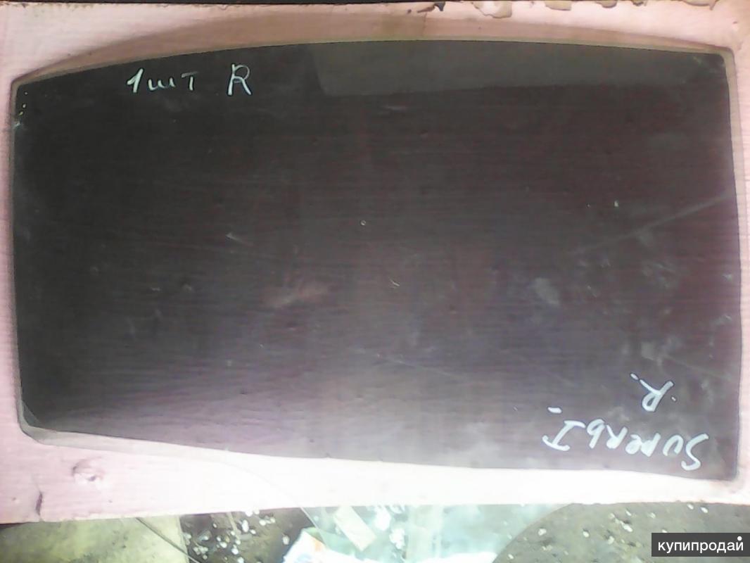 3U5845206B  Стекло двери задней правой  Шкода Суперб SKODA SUPERB (2002-2008)