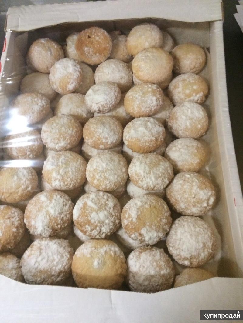 Вкусное печенье к ПОСТУ