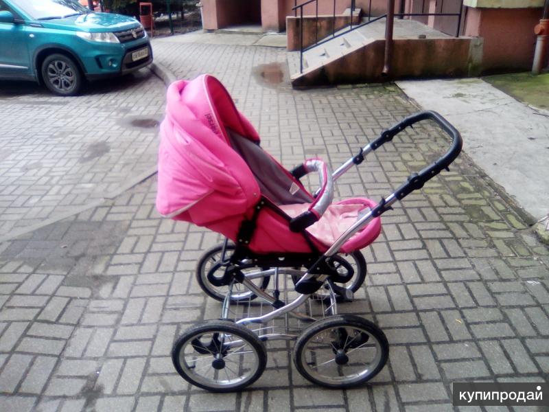 Продам в хорошие руки детскую коляску