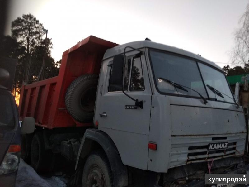 Продам КамАЗ 55111