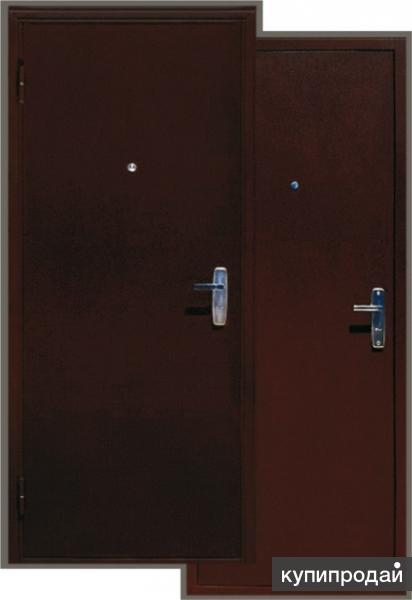 Дверь входная металл/металл