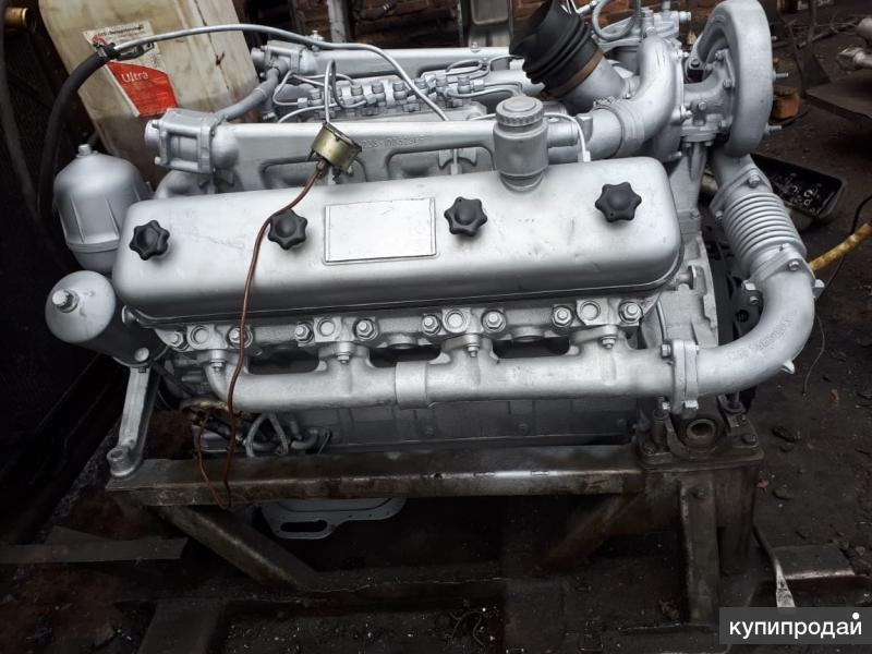 Двигатель ЯМЗ 238 турбо 330л/с