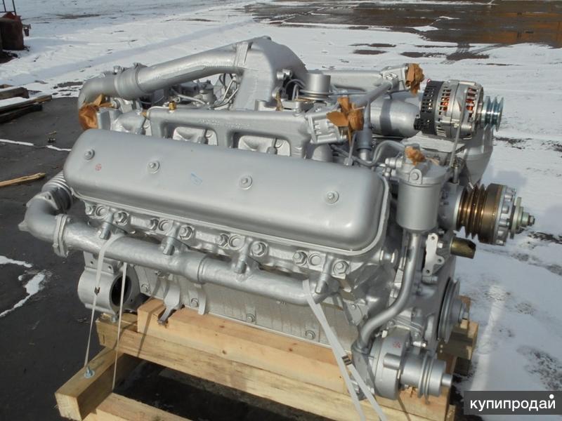 Двигатель ЯМЗ 238 НД5