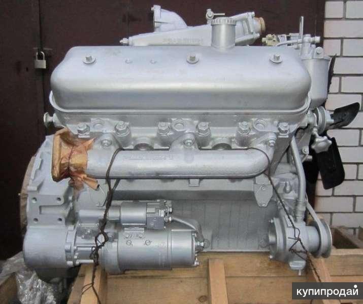 Двигатель ЯМЗ 236 М и другие модели