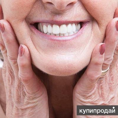 Изготовление зубных протезов с выездом на дом