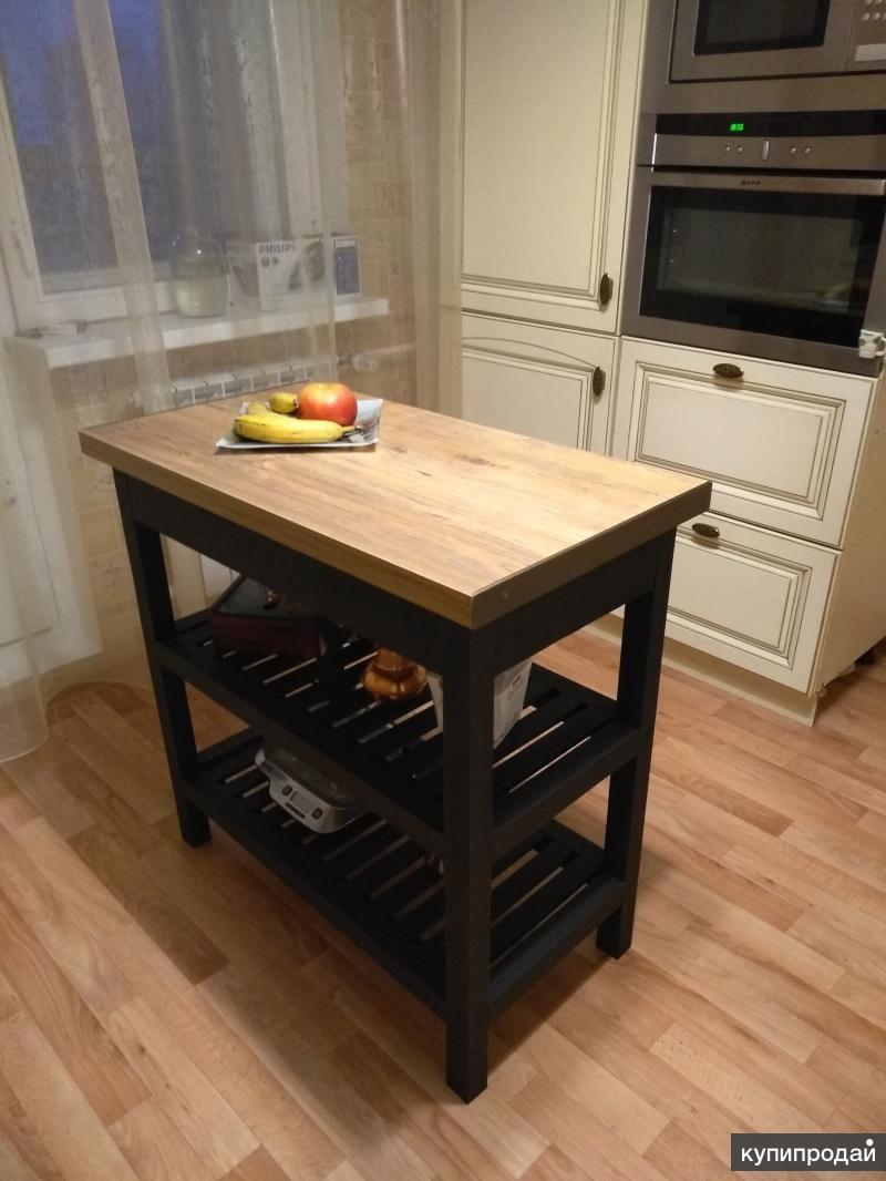 Кухонный стол-остров