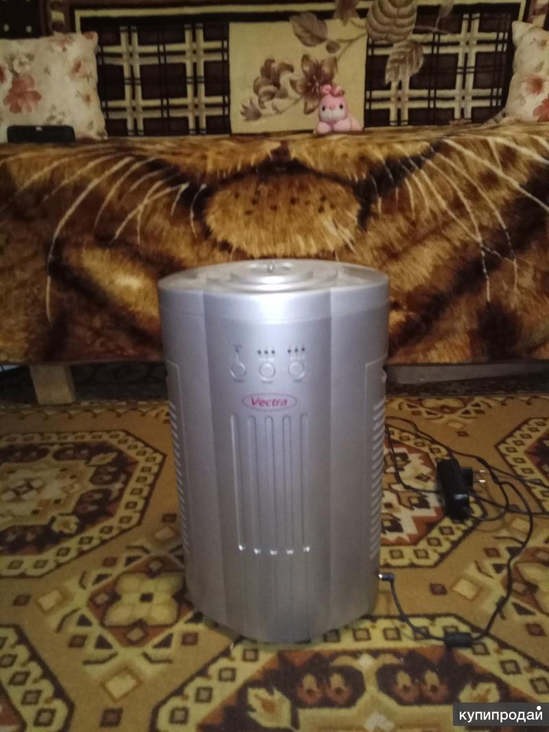 Очиститель и ионизатор воздуха Vectra.