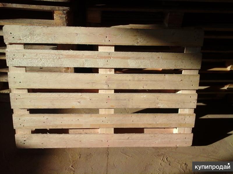 Продажа деревянных поддонов