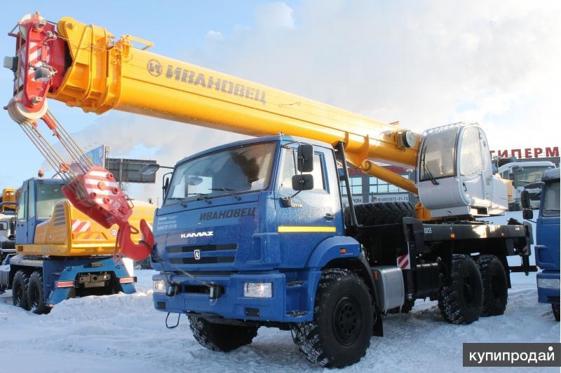 Автокран КС-45717К-3Р