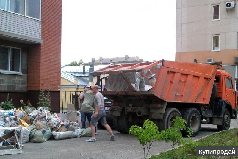 Вывоз мусора иркутск