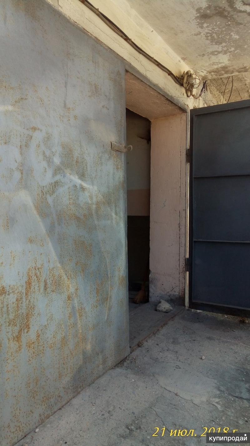 2-этажный гараж в центре Севастополя по умеренной цене