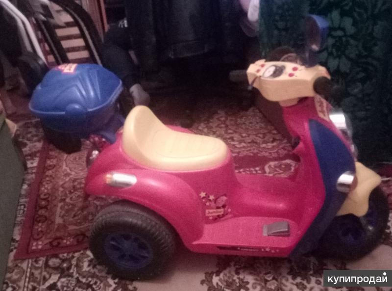 продам детский мини скутор