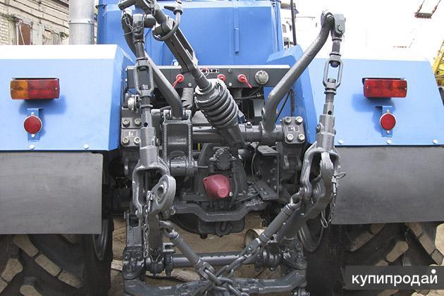 Навеска 150 на Т-150К, механизм навески 151К.56.001-1