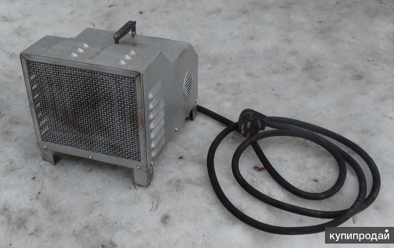 Тепловая пушка 3 кВт 220 в.