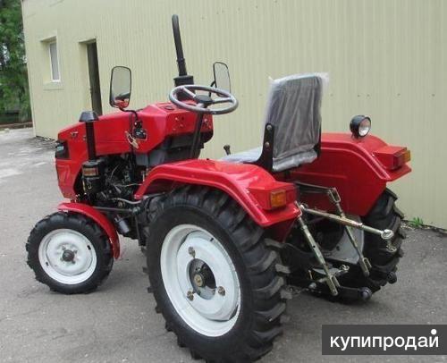 Мини-трактор ХТ-180