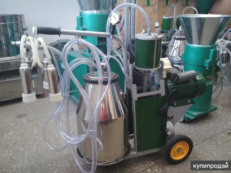 Доильный аппарат для коров Маруся