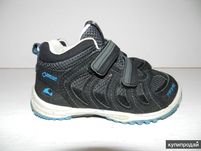 Viking GTX демисезонные ботинки  27р