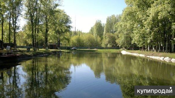 Загородный клуб отдыха-платная рыбалка, рыбоводство