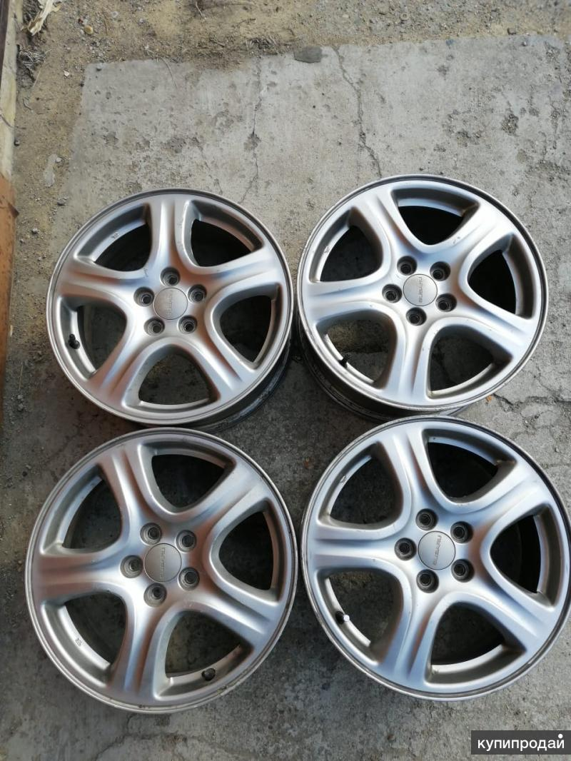 Литье Subaru R16