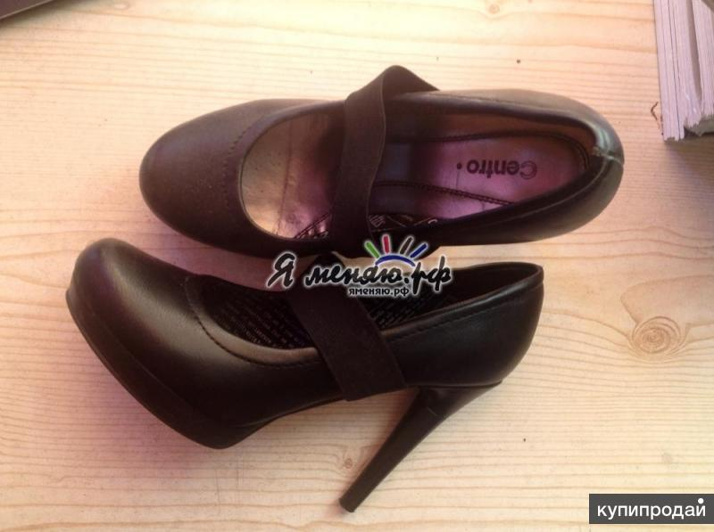 Куплю женские туфли на каблуке, размер 42-43