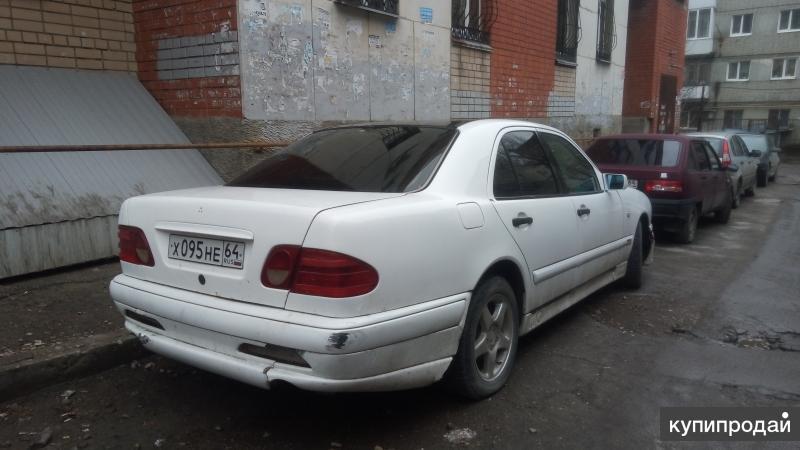 Mercedes E-класс, 1995