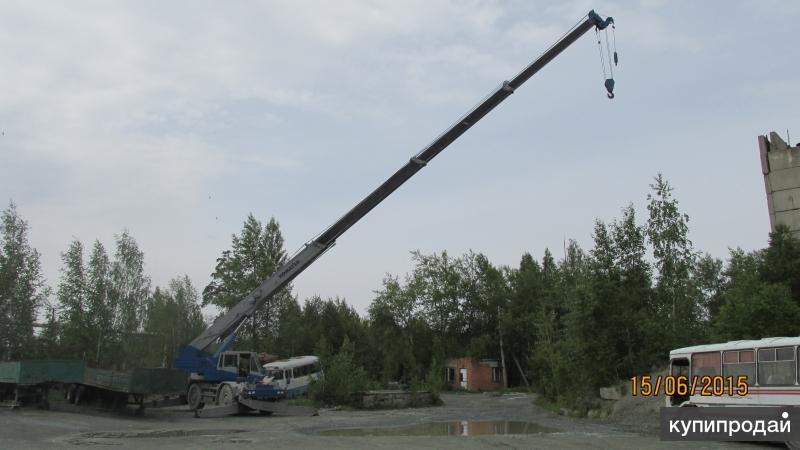 Продам автокран KOMATSY LW-250-3