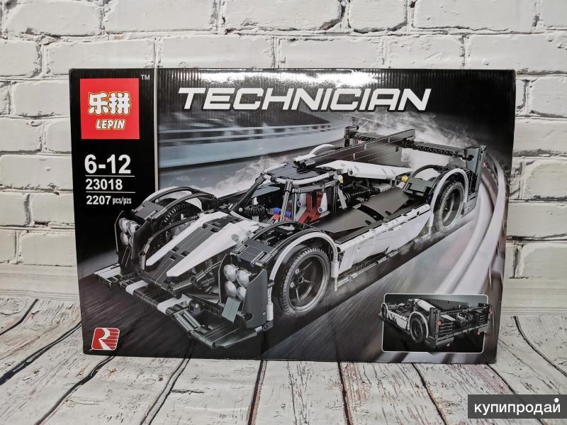 Конструктор Lepin 23018 - Porsche 919 Hybrid (аналог LEGO)