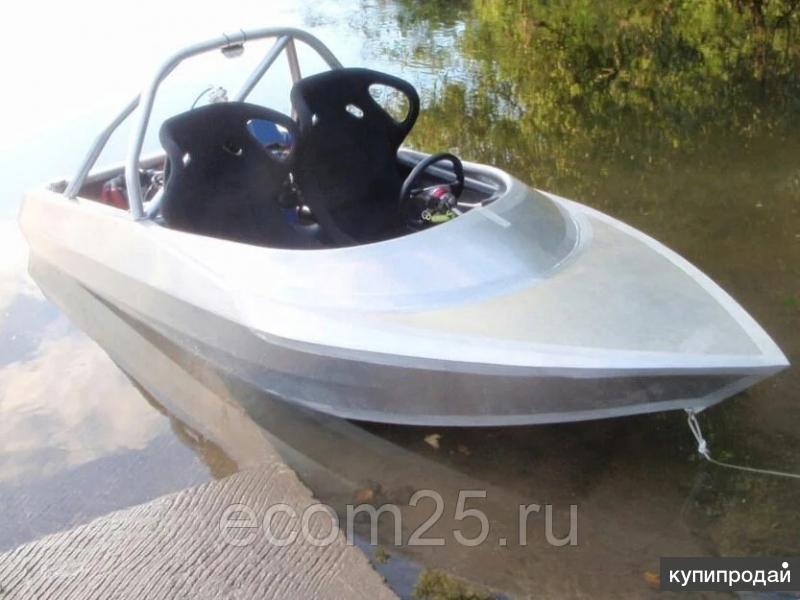 Туристическая лодка Jet Boat