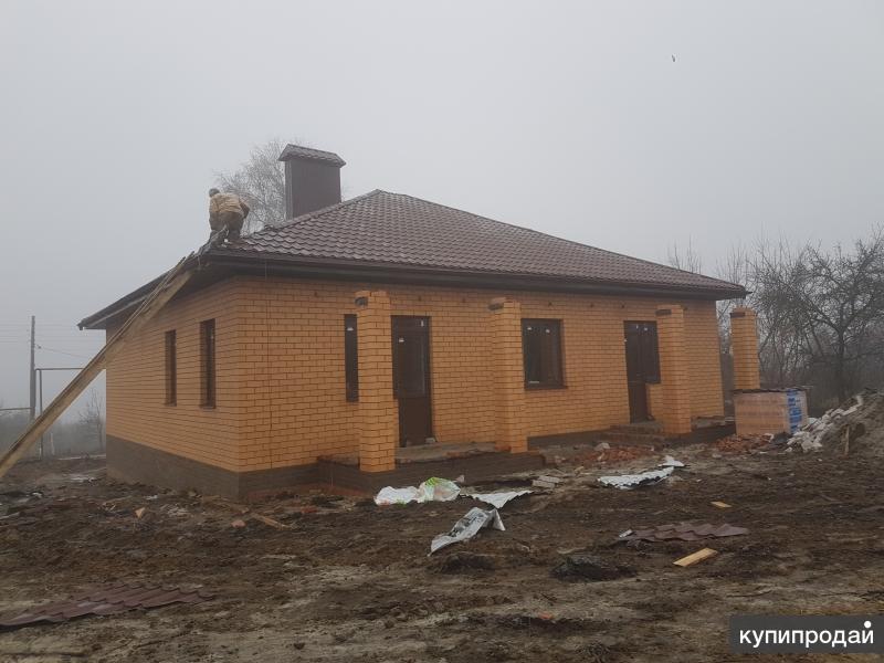 """Строительство домов в Курске """"под ключ """""""