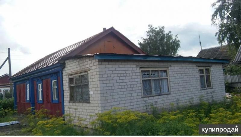 Продается дом в г. Ковылкино, ул. Победы, д. 3 с пристроем.