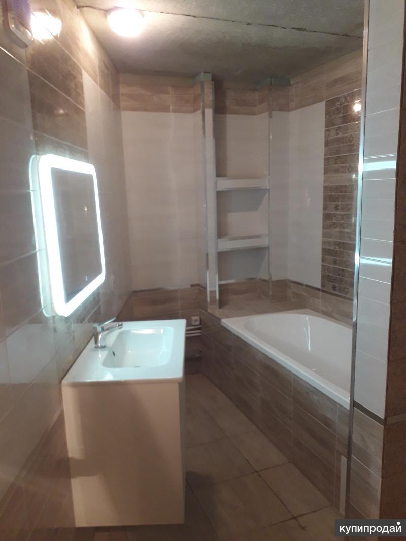 Ремонт ванных комнат, сантехник ,плиточник