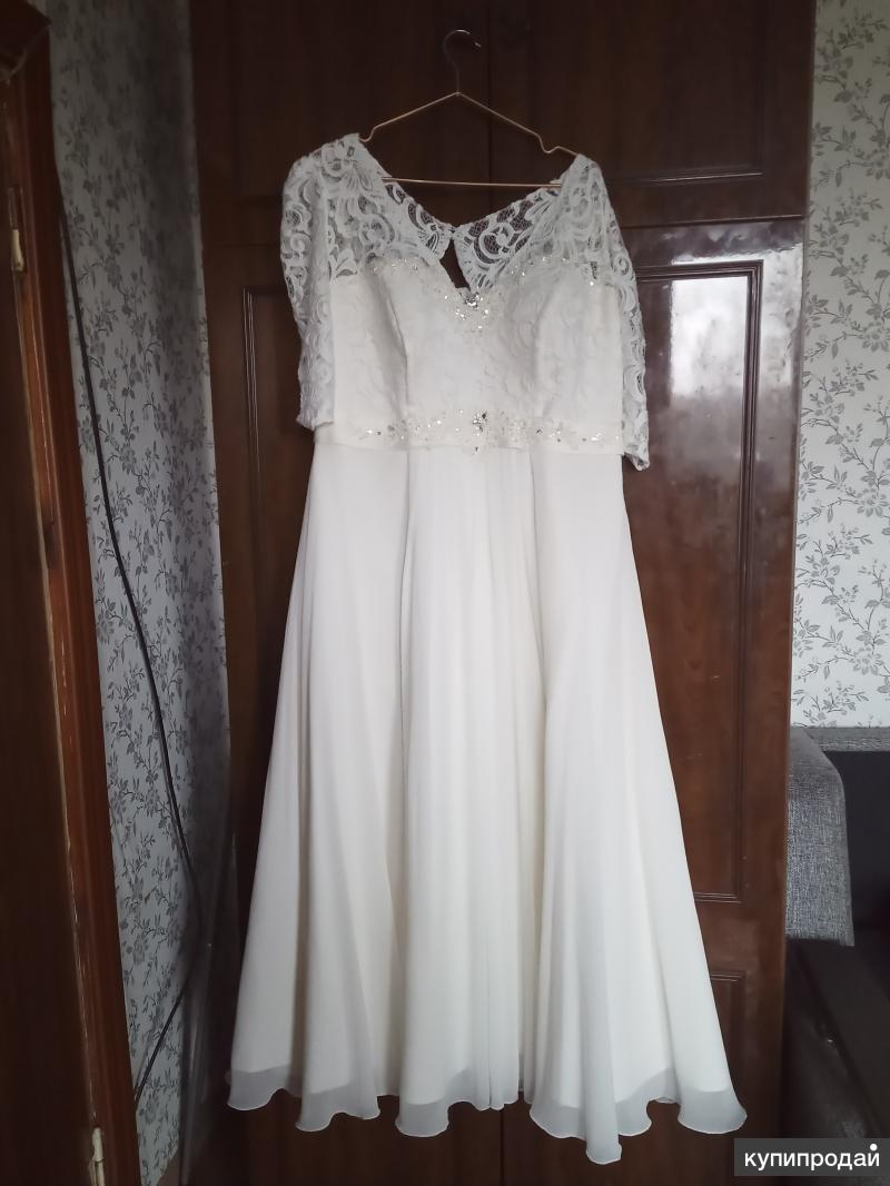 Платья свадебное очень красивое
